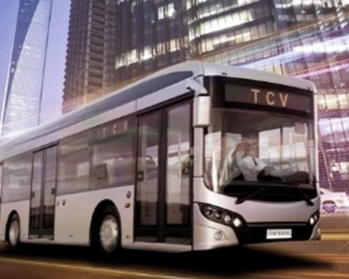 TCV Otobüs Konfigürasyonu